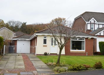 Thumbnail 3 bed bungalow for sale in Strathallan Crescent, The Rushes, Airdrie