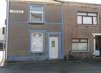 Thumbnail 2 bed end terrace house to rent in Bevan Street, Port Talbot, Neath Port Talbot.