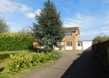 Thumbnail 1 bedroom detached house for sale in Finningham Road, Old Newton