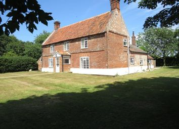 Thumbnail 3 bed farmhouse to rent in Westwick, Norwich