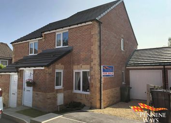 Thumbnail 2 bed semi-detached house for sale in Gibson Close, Haltwhistle, Northumberland