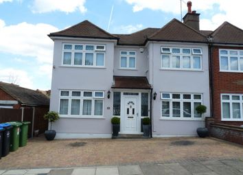 Thumbnail 5 bed semi-detached house to rent in Vista Way, Kenton