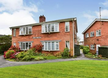 Thumbnail 1 bed flat to rent in St. Mawes Court, Macclesfield