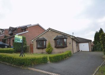 Thumbnail 3 bed detached bungalow for sale in Waverley Road, Accrington