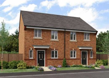 Thumbnail 2 bed semi-detached house for sale in Washford Close, Eaton Meadow, Congleton