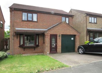 Thumbnail 4 bed detached house for sale in Millstream Road, Heighington, Lincoln
