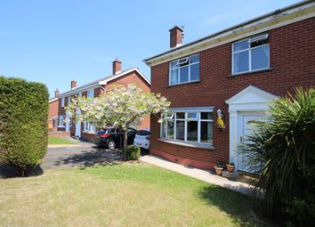 Thumbnail 3 bed semi-detached house for sale in Ashbury Road, Bangor