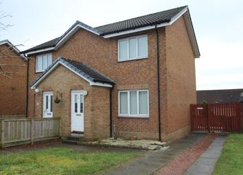 Thumbnail 2 bed semi-detached house to rent in Ferguson Way, Airdrie