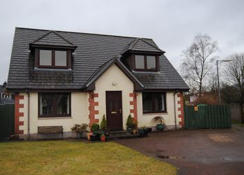 Thumbnail 4 bed detached house for sale in 4 Tynribbie Place, Appin