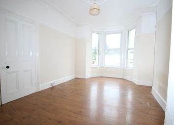 Thumbnail 1 bed flat to rent in Lipson, Plymouth, Devon