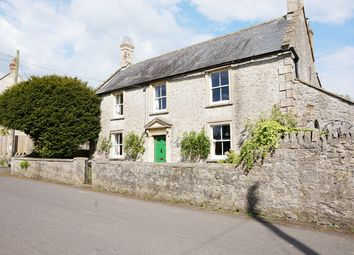 Thumbnail 4 bed detached house for sale in Weston Town, Evercreech, Shepton Mallet