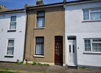 Thumbnail 3 bed terraced house to rent in Albert Road, Gillingham