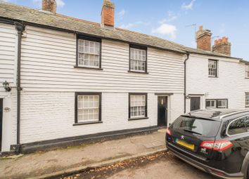 Thumbnail 2 bed terraced house for sale in The Street, Ickham, Canterbury