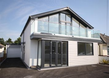 Thumbnail 4 bed detached house for sale in Sherwood Avenue, Whitecliff, Poole