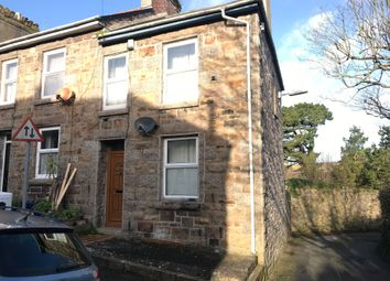 Thumbnail 2 bedroom end terrace house for sale in Richmond Street, Heamoor, Penzance