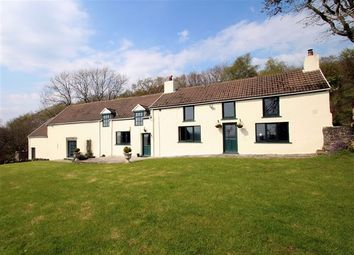 Thumbnail 5 bed farmhouse to rent in Bryntail Road, Rhydyfelin, Pontypridd