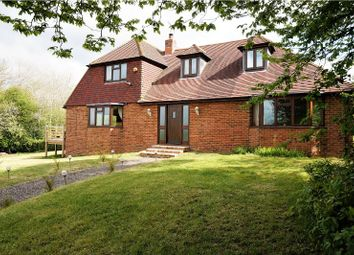 Thumbnail 5 bed detached house for sale in Droveway, Stelling Minnis, Canterbury