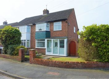 Thumbnail 3 bed semi-detached house for sale in Rigby Road, Maghull