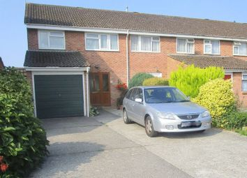 Thumbnail 3 bed end terrace house for sale in Cox Close, Bournemouth