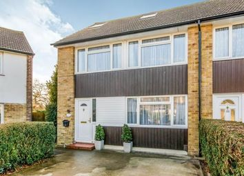Thumbnail 4 bedroom end terrace house for sale in Felland Way, Reigate, Surrey