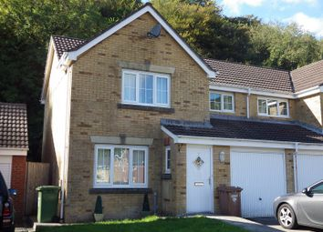 Thumbnail 3 bed semi-detached house to rent in Coed Celynen Drive, Abercarn, Newport.