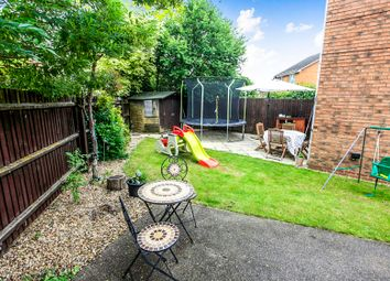 Thumbnail 2 bed end terrace house for sale in Wigmore Drive, Park Farm, Peterborough