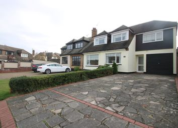 Thumbnail 4 bed semi-detached house for sale in Eastview Drive, Rayleigh