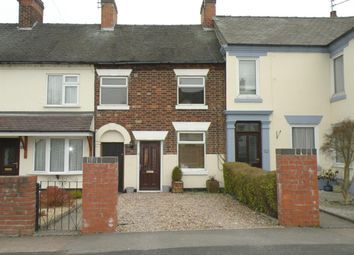 Thumbnail 3 bed terraced house to rent in Burton Street, Tutbury, Burton-On-Trent