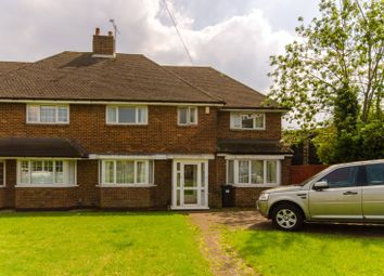 Thumbnail 6 bed semi-detached house for sale in Barber Close, Winchmore Hill