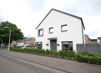 Thumbnail 3 bedroom semi-detached house for sale in Getter Grove, Twechar, Kilsyth, Glasgow