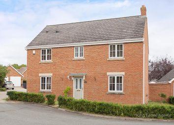 Thumbnail 4 bed detached house to rent in Blyth Court, Tattenhoe, Milton Keynes, Buckinghamshire