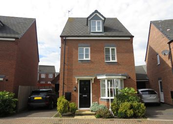 Thumbnail Detached house for sale in Albert Road, Countesthorpe, Leicester