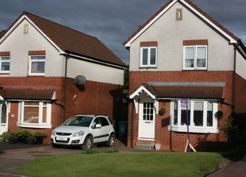 Thumbnail 3 bed detached house for sale in Moorcroft Drive, Airdrie