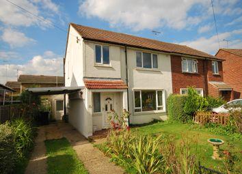 Thumbnail 3 bed semi-detached house for sale in Baldreys, Farnham, Surrey