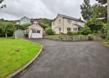 Thumbnail 4 bed detached house for sale in Llanbedr Road, Crickhowell