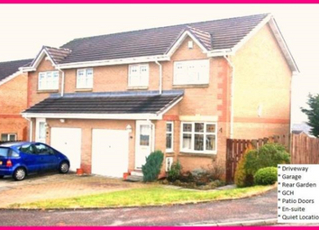 Thumbnail 3 bedroom semi-detached house to rent in Perrays Crescent, West Dunbartonshire