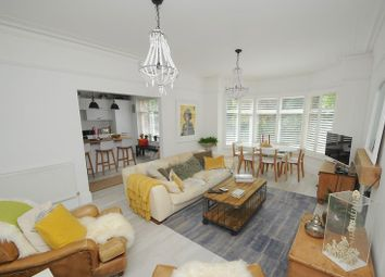 Thumbnail 4 bed flat for sale in Overbury Road, Lower Parkstone, Poole
