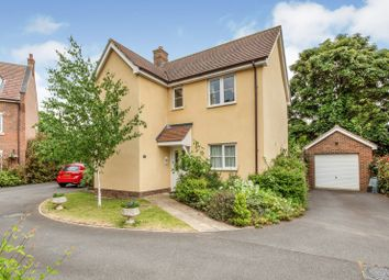 Thumbnail 4 bed detached house for sale in Wymondham, Norwich, Norfolk