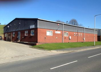 Thumbnail Industrial to let in Unit 4, Commerce Street, Haslingden