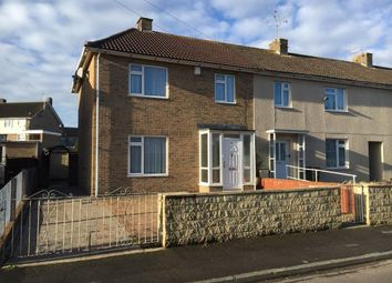 Thumbnail 3 bed end terrace house for sale in Capgrave Crescent, Brislington, Bristol