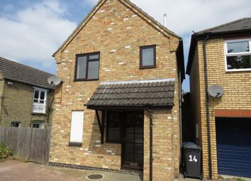 Thumbnail 1 bed property for sale in High Street, Ramsey, Huntingdon