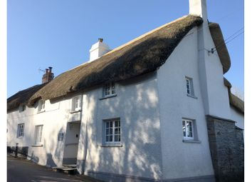 Thumbnail 4 bed cottage for sale in Essington, North Tawton