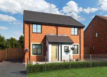 "Thumbnail 2 bedroom property for sale in ""The Eston At Lakeside At Bridgewater Gardens"" at The Barge, Castlefields Avenue East, Runcorn"