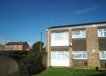 Thumbnail 1 bed flat to rent in Castle Avenue, Duston, Northampton