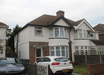 Thumbnail 3 bedroom property to rent in Gladstone Road, Southampton