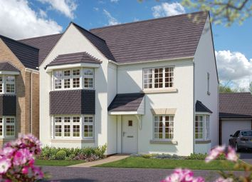 """Thumbnail 4 bed detached house for sale in """"The Barrington v2"""" at Townsend Road, Shrivenham, Swindon"""