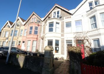 Thumbnail 5 bed terraced house for sale in Moorland Road, Weston-Super-Mare