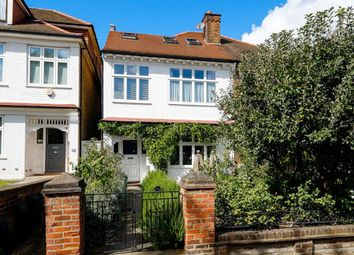 Thumbnail 4 bed semi-detached house for sale in Temple Sheen Road, London