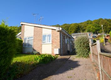 Thumbnail 2 bed semi-detached bungalow for sale in Hollywell Road, Mitcheldean
