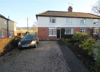 Thumbnail 3 bedroom semi-detached house to rent in Longfield Terrace, Minsterley, Shrewsbury